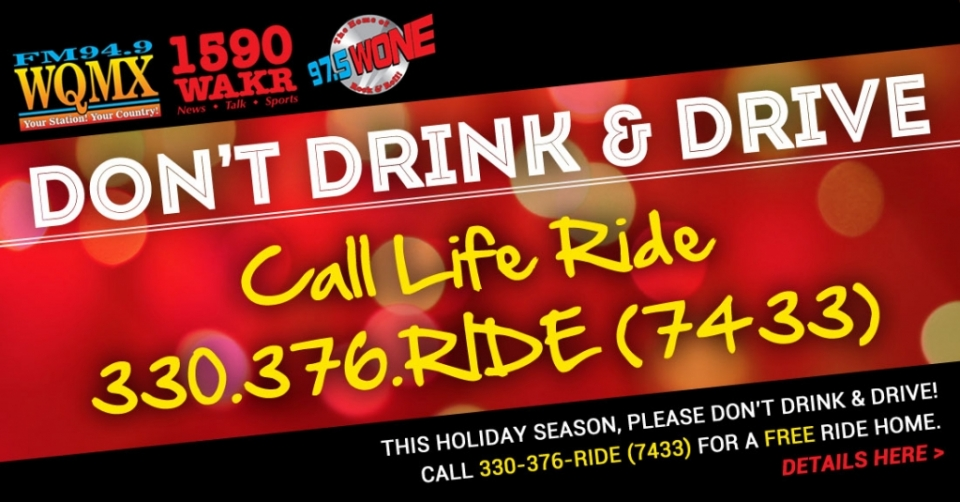 LifeRide Holiday 2017
