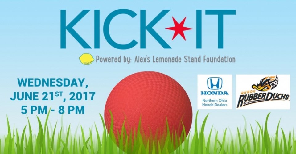 Kick-It For Children's Cancer