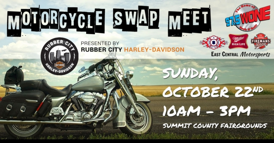 Motorcycle Swap Meet - Fall 2017