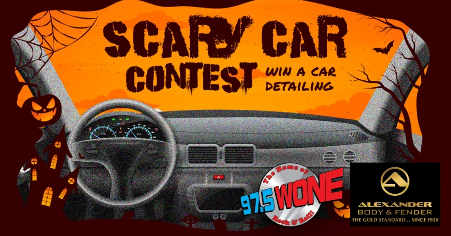 Scary Car Contest