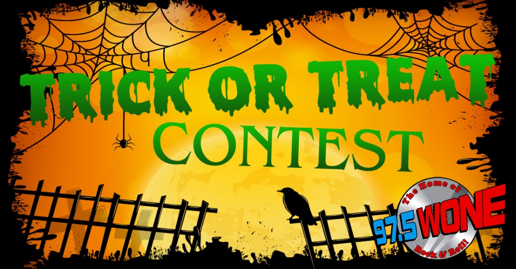 Trick or Treat Contest