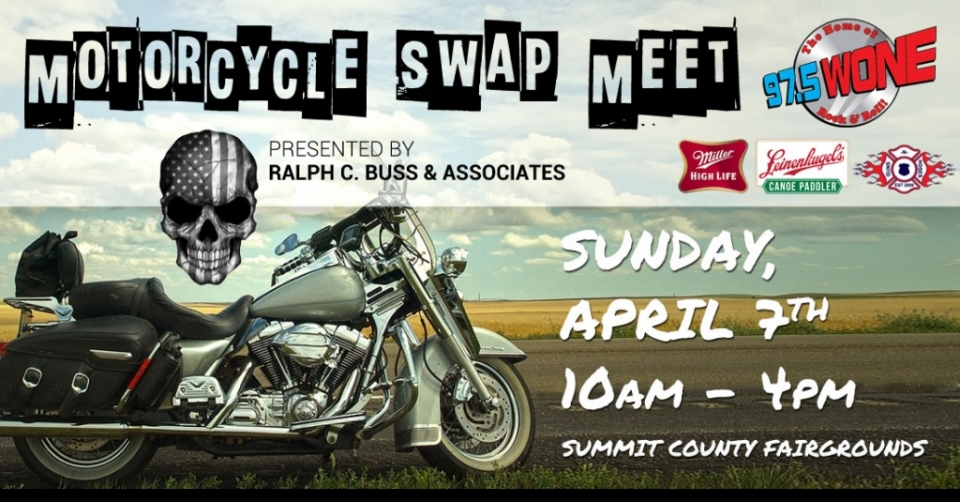 Motorcycle Swap Meet - Spring 2019