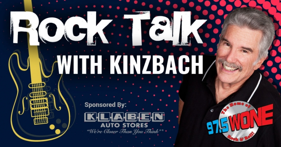 Rock Talk with Kinzbach